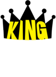 King of [Custom Text]