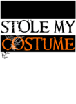 [Custom] Stole My Costume Halloween T Shirt